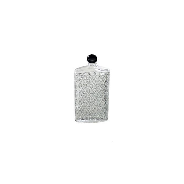 Fiaschetta Yarai in vetro con tappo in plastica cl 20
