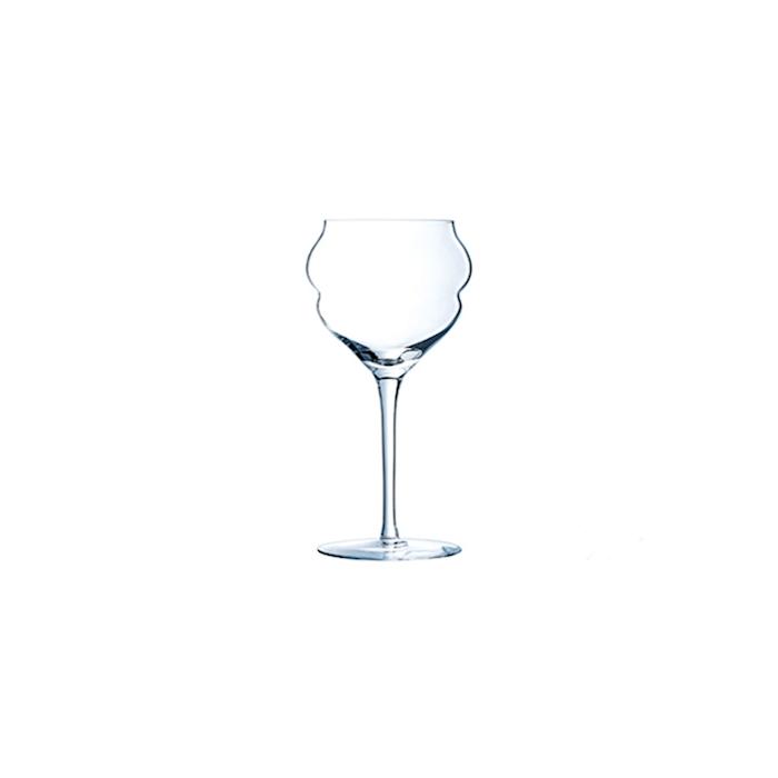 Calice Macaron Arc in vetro cl 40
