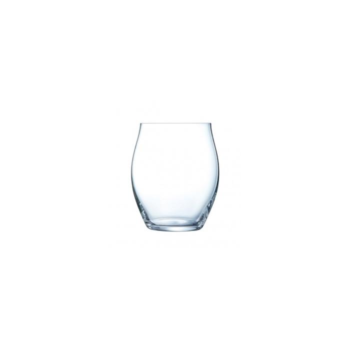Bicchiere acqua Macaron Arc in vetro cl 40