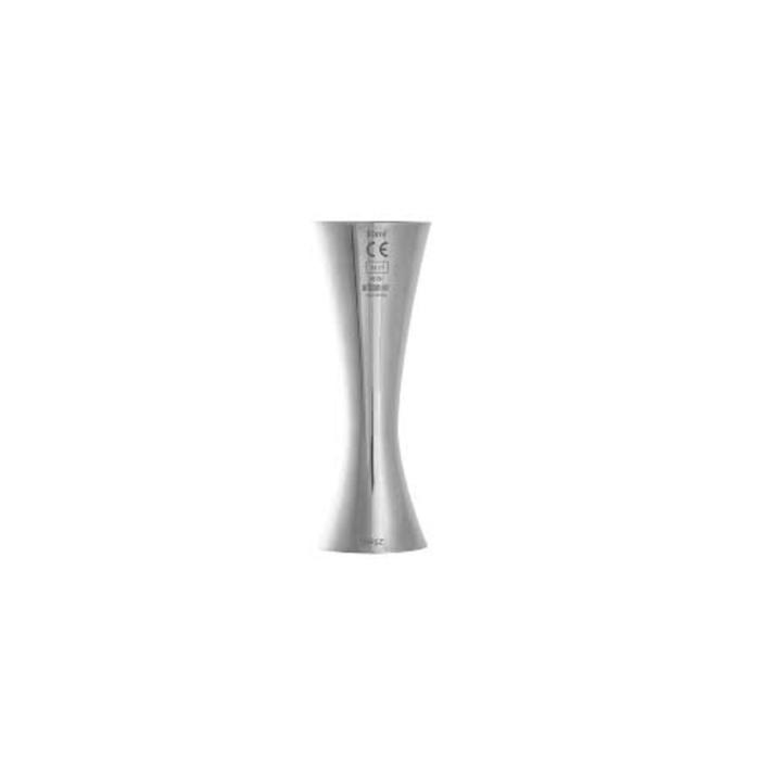 Jigger Aero CE Urban Bar in acciaio inox cl 2,5-5