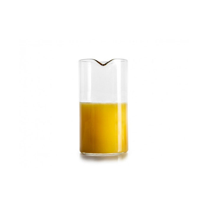 Mixing glass Jar Mini 100% Chef in vetro borosilicato cl 60