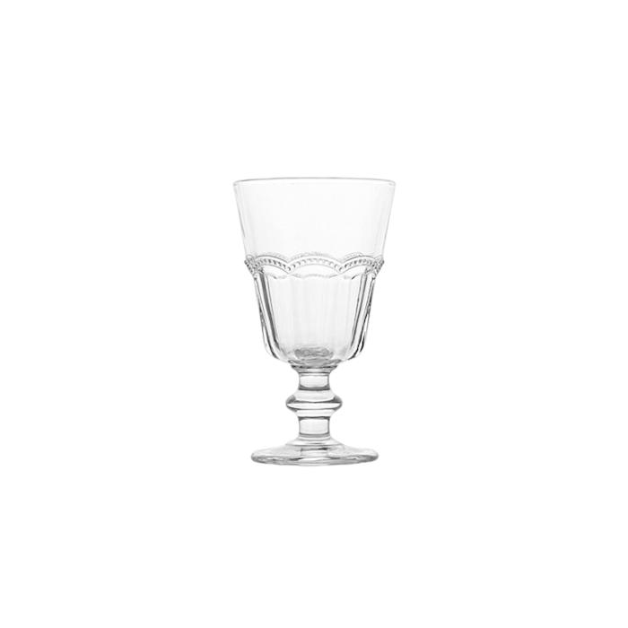 Calice Lace in vetro trasparente cl 18