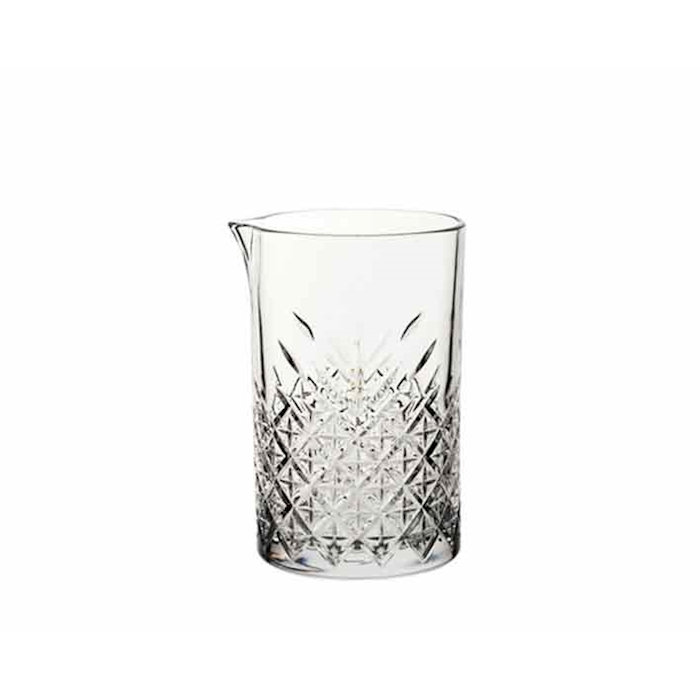 Mixing glass Timeless vintage in vetro cl 72,5