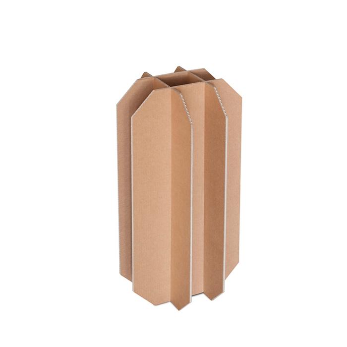 Inserto per gettacarte bicchieri grandi in cartone 74x38x38