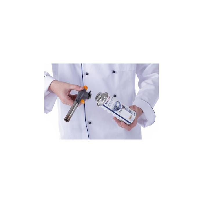 Caramellizzatore professionale Hendi con ricarica