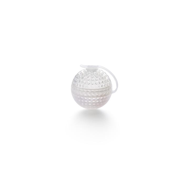 Stampo ghiaccio palla da golf in silicone cm 6