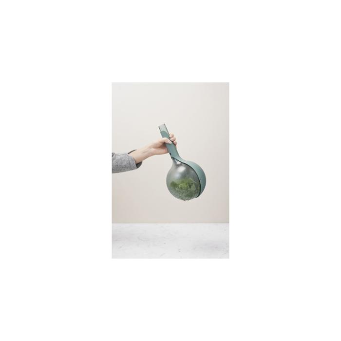 Colino doppio Rig-Tig in plastica verde cm 16