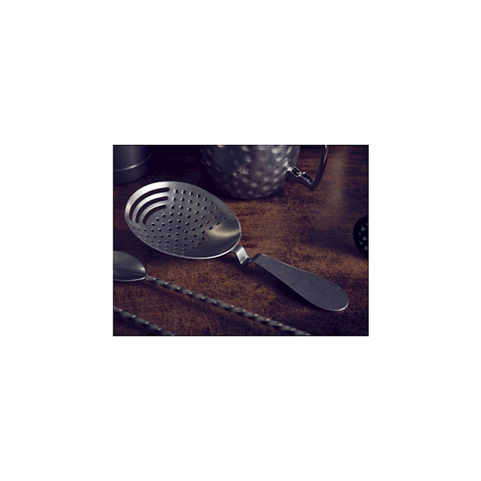 Julep strainer linea Vintage in acciaio inox anticato cm 18