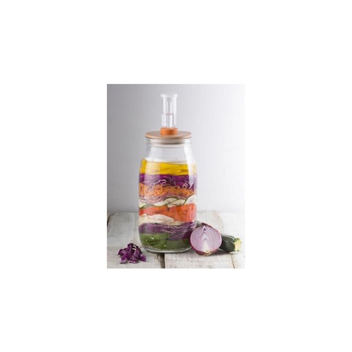 Kit di fermentazione Kilner lt 3