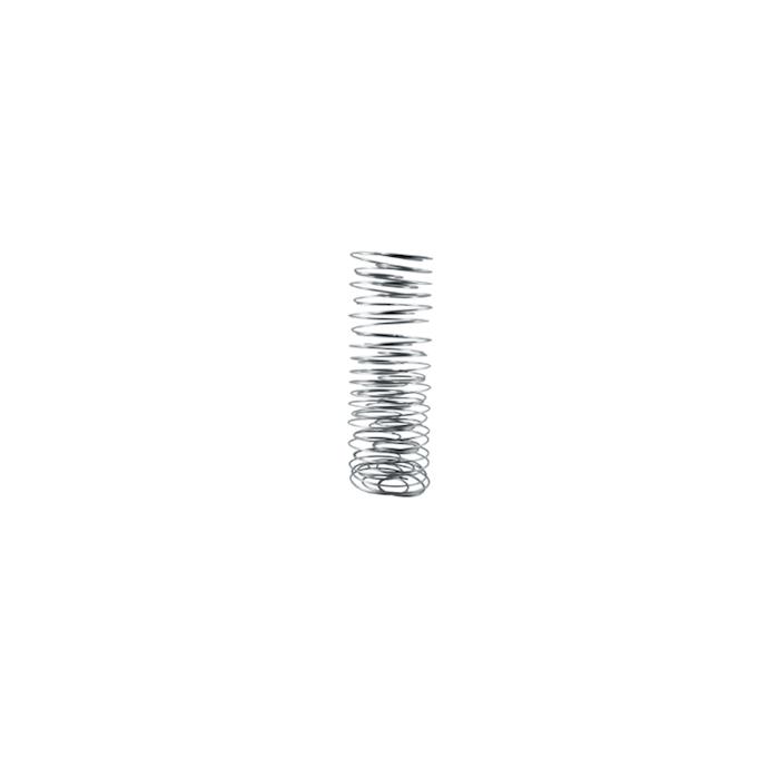 Molla emulsionante cilindrica estendibile in acciaio inox
