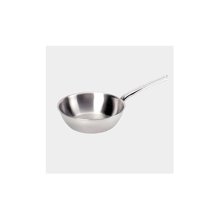 Casseruola conica induzione Priority De Buyer un manico in acciaio inox cm 20
