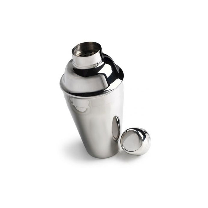 Cobbler shaker 3 pz acciaio inox 250ml