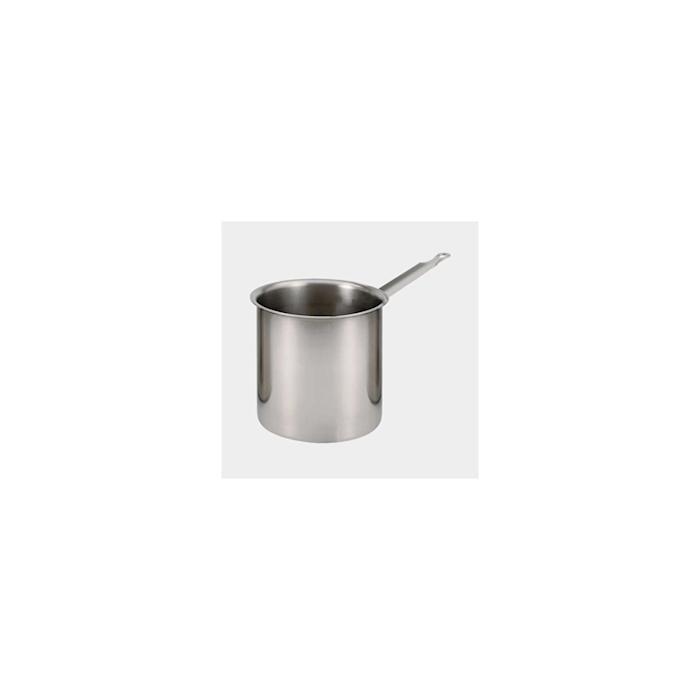 Pentolino bagnomaria De Buyer un manico in acciaio inox cm 12
