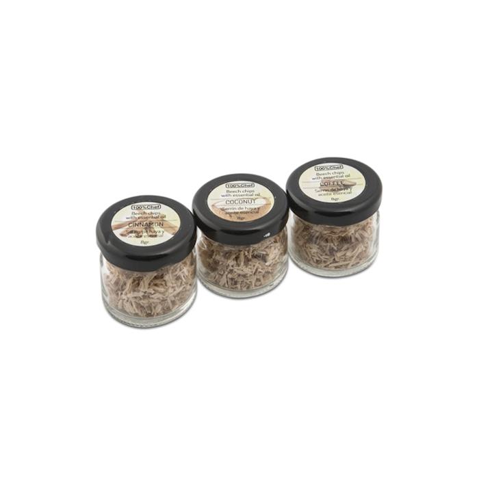 Set di 3 segature Essenza Deserto per affumicatore