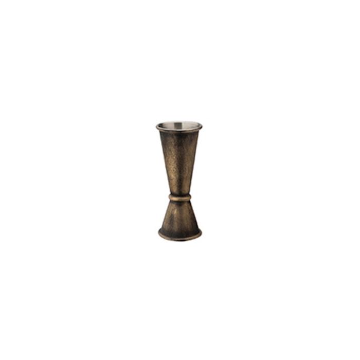 Jigger Copper Vintage in acciaio inox anticato ml 25-50
