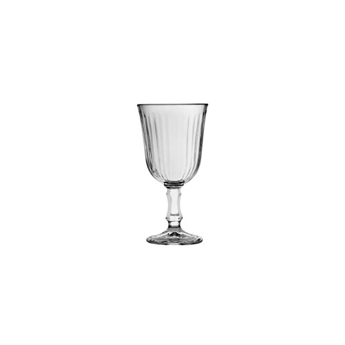 Calice Belem in vetro lavorato cl 18