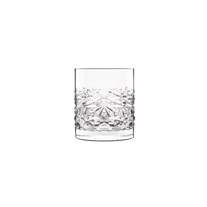 Bicchere Textures dof Luigi Bormioli in vetro cl 38