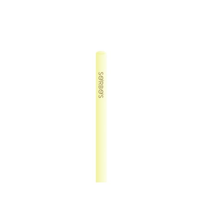 Cannucce commestibili e aromatizzate al Limone cm 18,5