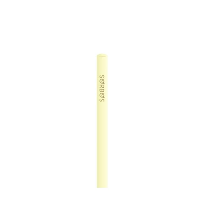 Cannucce commestibili e aromatizzate allo Zenzero cm 18,5