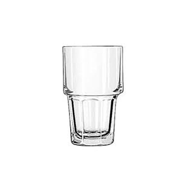 Bicchiere Gibraltar impilabile in vetro cl 35