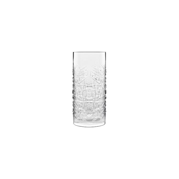 Bicchere Textures highball Luigi Bormioli in vetro cl 48