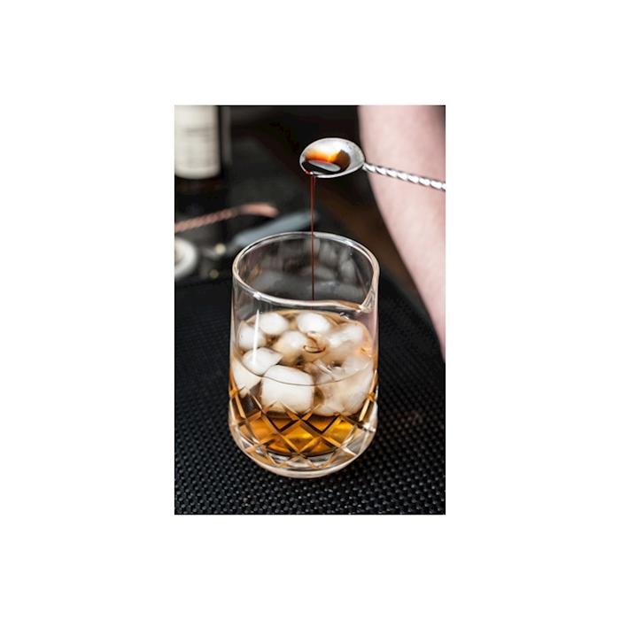 Mixing glass Mezclar Tulip in vetro trasparente cl 70