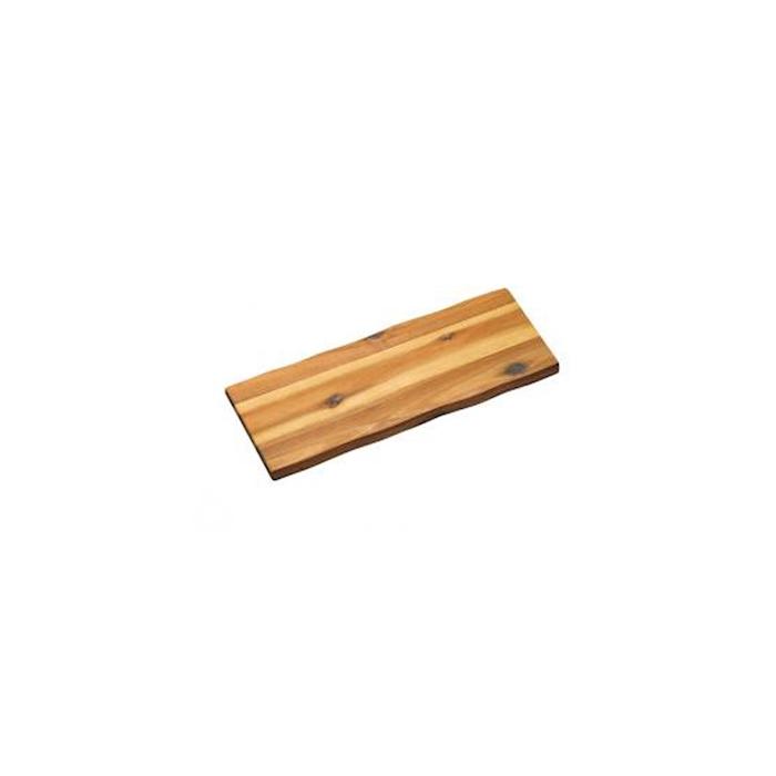 Tagliere rettangolare in legno di acacia cm 38X14,5X1,5