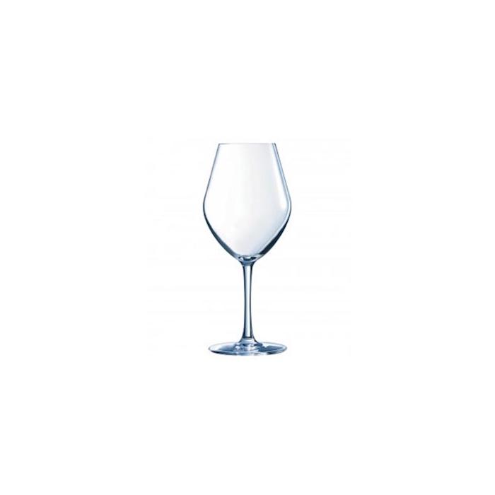 Calice Arom Up in vetro trasparente cl 35