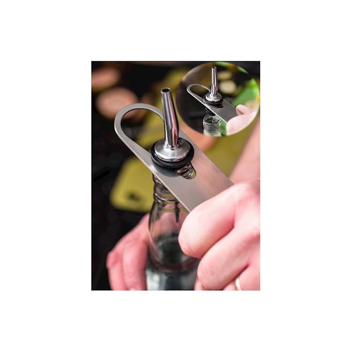 Levacapsule V Blade in acciaio inox cm 18