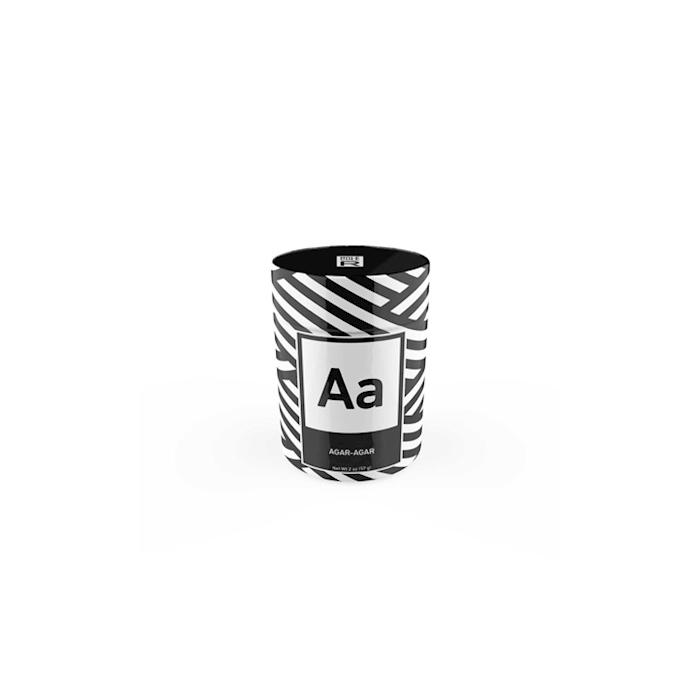 Agar-Agar in polvere gr 56