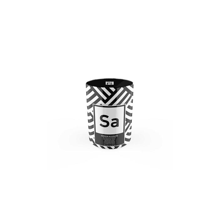 Algin sodio alginato in polvere gr 56