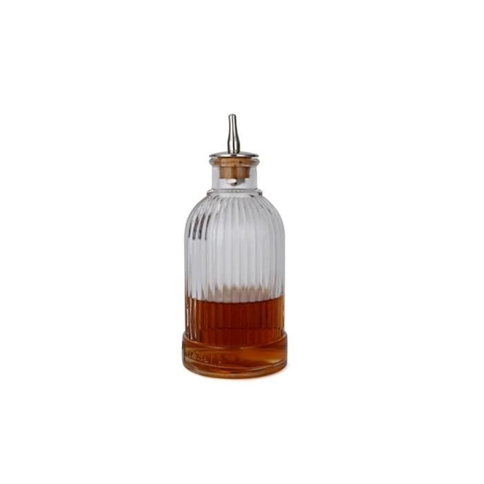 Dash bottle Birdcage in vetro con tappo in sughero cl 20