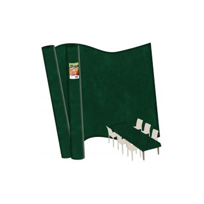 Rotolo monouso in airspun verde mt 10x1,2