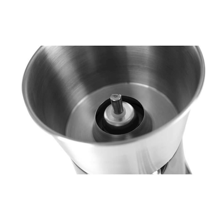 Spremiagrumi elettrico Hendi in acciaio inox e alluminio