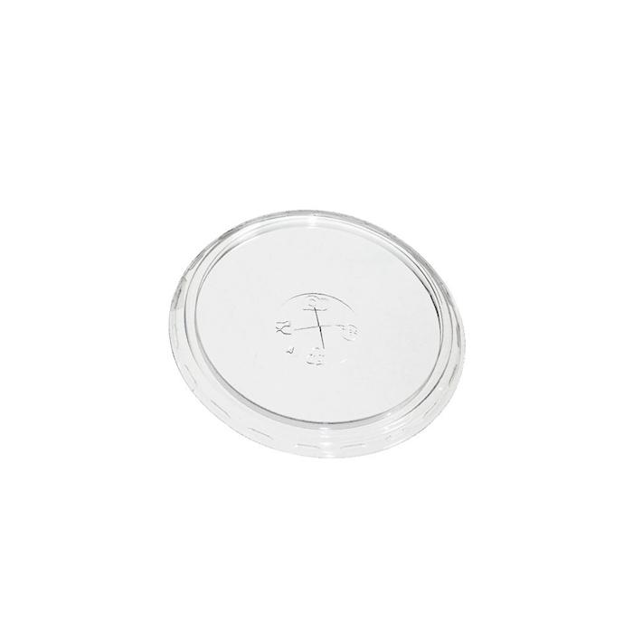 Coperchi in PET trasparente cm 9