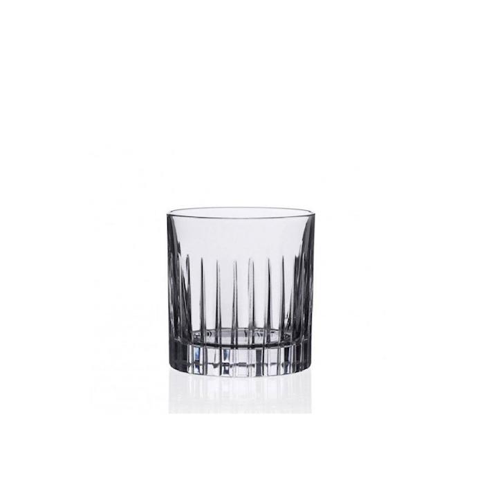 Bicchiere RCR Timeless in vetro lavorato cl 31,3