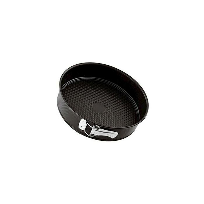 Tortiera apribile Easyclean un fondo in alluminio antiaderente cm 24