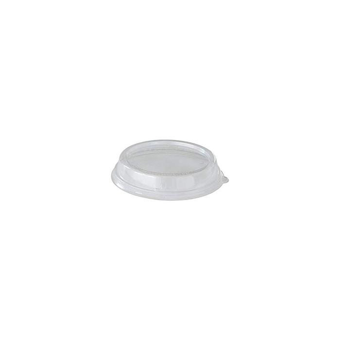Coperchio trasparente per insalatiere tonde Duni in rpet cm 17