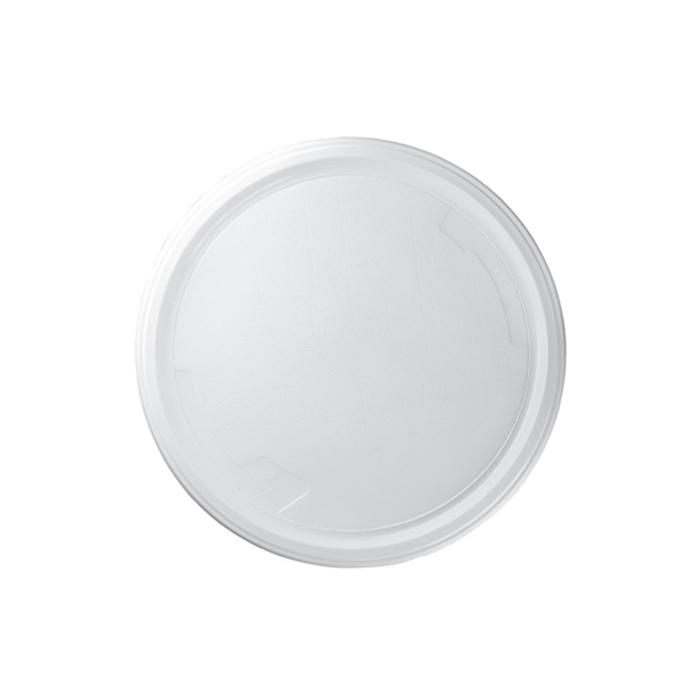 Piatto monouso pizza in plastica bianca cm 31