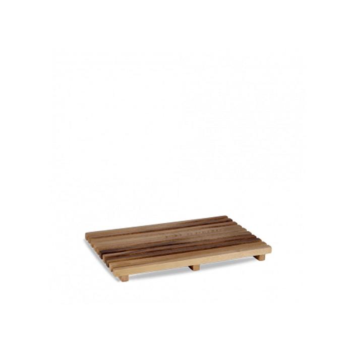 Inserto per tagliere pane Buffetscape Churchill in legno di acacia marrone cm 37,3x23,4