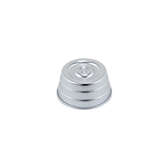 Stampo budino senza foro in alluminio cm 10