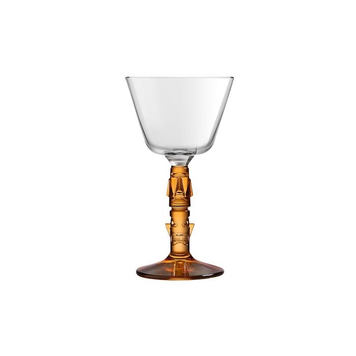 Coppa Martini Tiki Mai Tai in vetro cl 20
