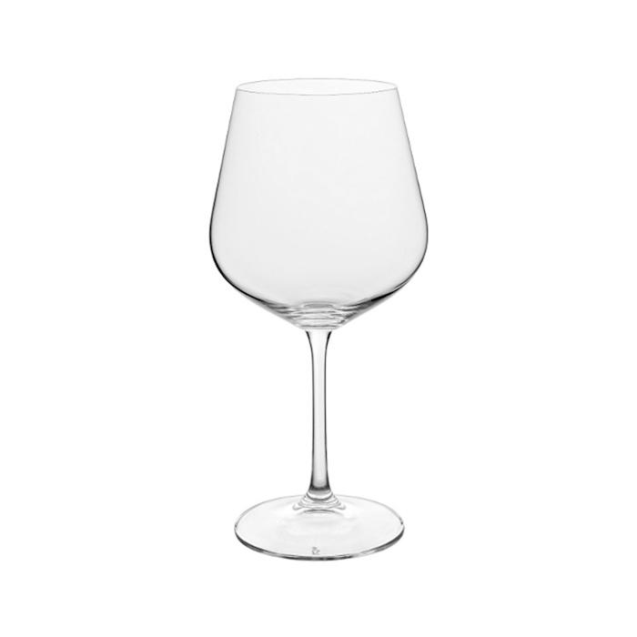 Calice Rialto Vidivi per vino rosso in vetro soffiato cl 60