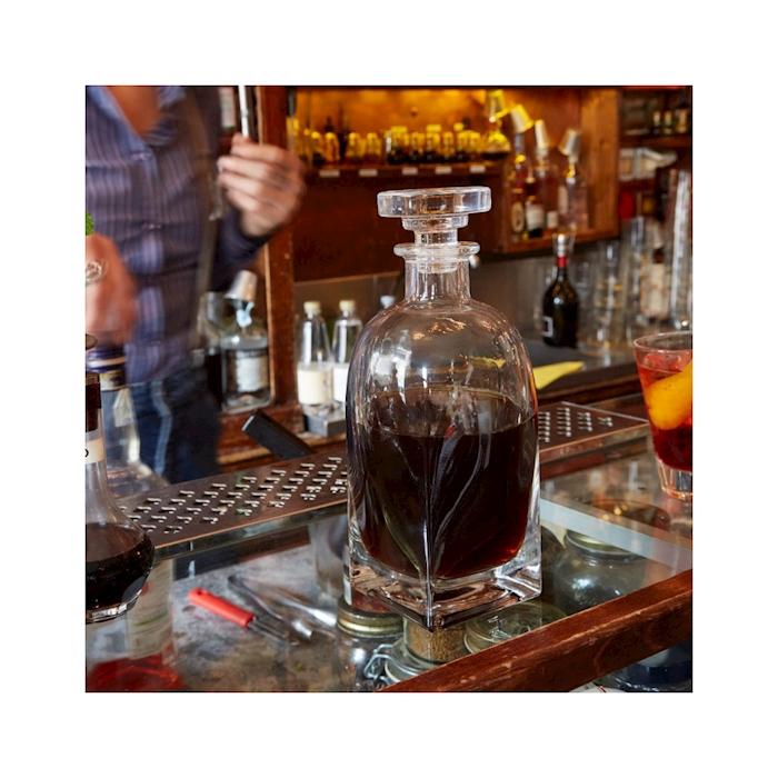 Bottiglia Ducale Vidivi in vetro liscio cl 70