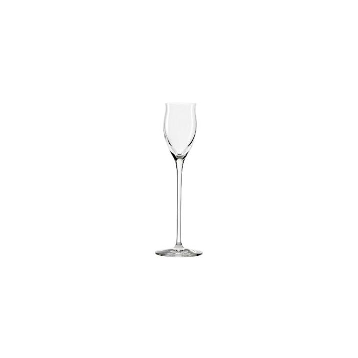 Calice Quatrophil Stolzle in vetro trasparente cl 6,5