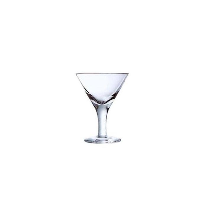 Mini coppetta Martini in vetro cl 4