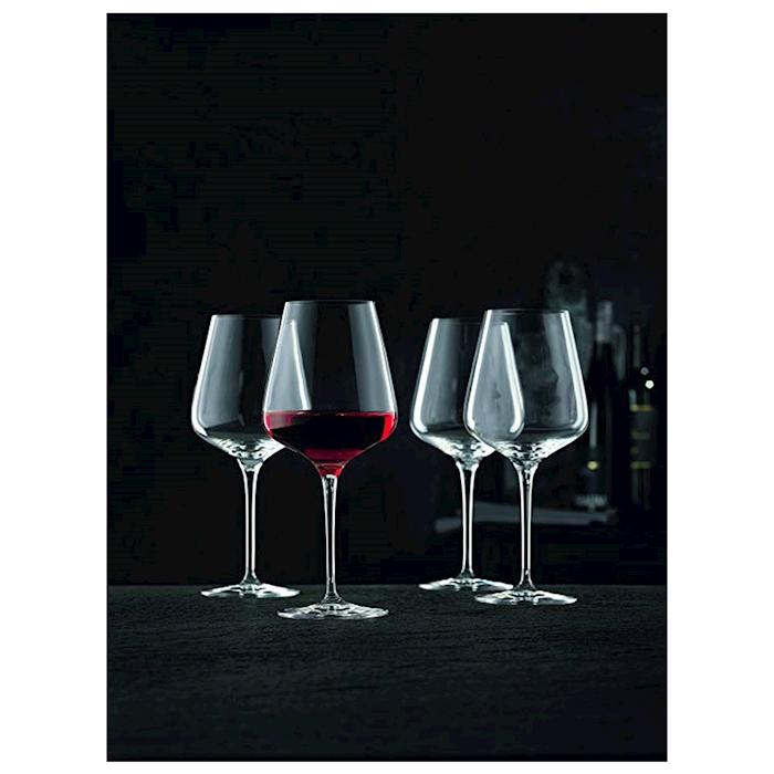 Calice vino rosso Vinova in vetro cl 68