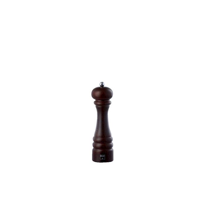 Macina pepe Bisetti in legno color noce cm 22,5