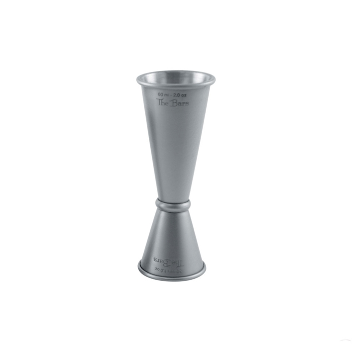 Jigger Pro linea Vintage in acciaio inox ml 15-30-45-60