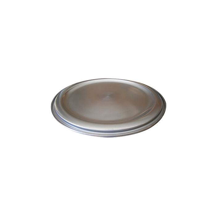 Piatto da portata in alluminio cm 26
